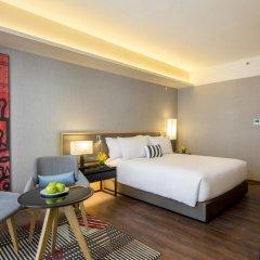 Отель Travelodge Sukhumvit 11 4* Улучшенный номер с различными типами кроватей