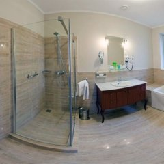Отель La Contessa Castle Hotel Венгрия, Силвашварад - отзывы, цены и фото номеров - забронировать отель La Contessa Castle Hotel онлайн ванная фото 2