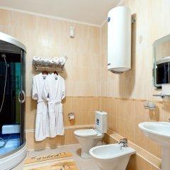 Гостиница Complex AK SAMAL Казахстан, Караганда - отзывы, цены и фото номеров - забронировать гостиницу Complex AK SAMAL онлайн ванная
