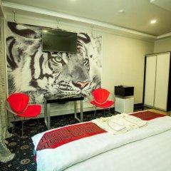 Гостиница Энигма 3* Стандартный номер с различными типами кроватей фото 3