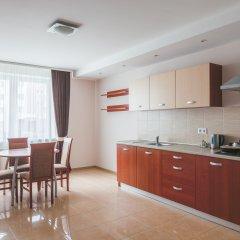 Гостиница Комплекс апартаментов Комфорт Апартаменты с различными типами кроватей фото 14