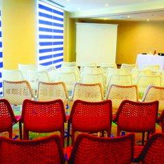 Отель Throne Beach Resort & SPA Титреенгёль помещение для мероприятий фото 5