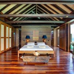 Отель Gangehi Island Resort 4* Номер Делюкс с различными типами кроватей фото 2