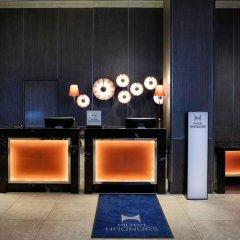 DoubleTree by Hilton Hotel Glasgow Central интерьер отеля фото 2