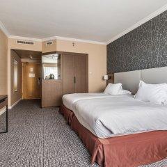 Отель Hilton Paris Charles De Gaulle Airport комната для гостей фото 2