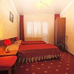Гостиница Плаза 4* Апартаменты разные типы кроватей фото 3