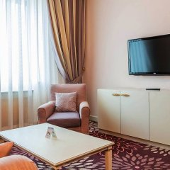 Гостиница Милан 4* Люкс повышенной комфортности с двуспальной кроватью фото 7