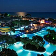 Papillon Ayscha Resort & Spa Турция, Белек - 10 отзывов об отеле, цены и фото номеров - забронировать отель Papillon Ayscha Resort & Spa - All Inclusive онлайн бассейн фото 3