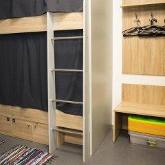 Гостиница Хостелы Рус - Чистые пруды Кровать в женском общем номере с двухъярусной кроватью фото 3