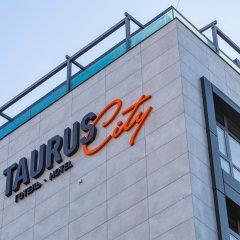 Гостиница Taurus City Львов вид на фасад фото 2