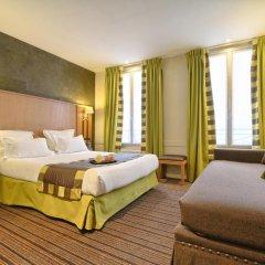 Hotel Mondial 3* Улучшенный семейный номер