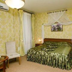 Гермес Парк Отель Санкт-Петербург комната для гостей фото 5