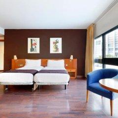 Hotel Viladomat Managed by Silken 3* Улучшенный номер с различными типами кроватей фото 2