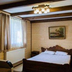 Гостиница Лесная Усадьба комната для гостей фото 6