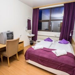 Отель The Capital-Inn Стандартный номер с различными типами кроватей фото 9