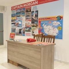 Отель Euroclub Hotel Мальта, Каура - 1 отзыв об отеле, цены и фото номеров - забронировать отель Euroclub Hotel онлайн интерьер отеля фото 2