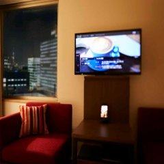 Hotel Intergate Tokyo Kyobashi 3* Номер Corner с различными типами кроватей фото 3