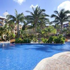 Отель Fiesta Americana Cancun Villas бассейн фото 2