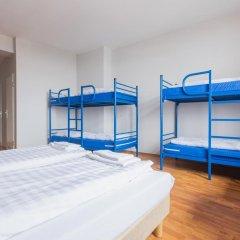 Отель a&o Prag Metro Strizkov 3* Стандартный номер с двуспальной кроватью фото 5