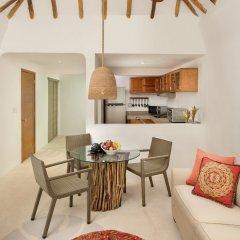 Отель Mahekal Beach Resort 4* Пентхаус с разными типами кроватей фото 5