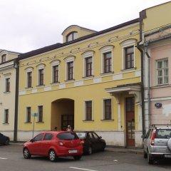 Гостиница Кадашевская Москва парковка