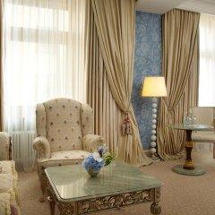 Рэдиссон Коллекшен Отель Москва 5* Номер Делюкс с двуспальной кроватью фото 2
