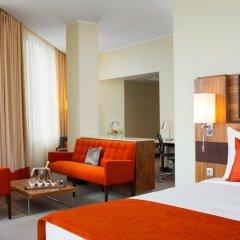 Рэдиссон Блу Шереметьево (Radisson Blu Sheremetyevo Hotel) 5* Люкс с различными типами кроватей фото 4
