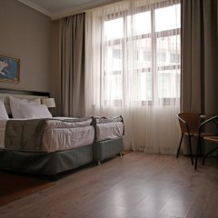 Апартаменты Горки Город Апартаменты комната для гостей фото 6