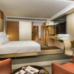 Отель Swissotel The Bosphorus Istanbul 5* Студия разные типы кроватей