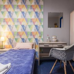 Гостиница Лиговский двор Стандартный номер с 2 отдельными кроватями фото 5