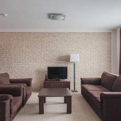 Гостиница Комплекс апартаментов Комфорт Улучшенные апартаменты с двуспальной кроватью фото 14