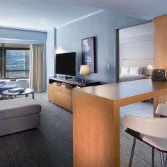 Отель New York Hilton Midtown 4* Представительский люкс с различными типами кроватей фото 5