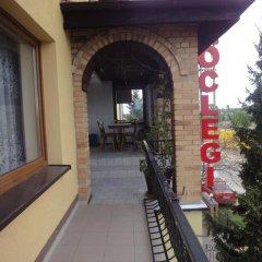 Отель 24W Eko Strachocin Польша, Вроцлав - отзывы, цены и фото номеров - забронировать отель 24W Eko Strachocin онлайн вид на фасад фото 3
