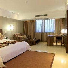 Barry Boutique Hotel Sanya комната для гостей