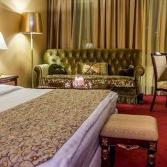 Гостиница Мандарин Москва 4* Номер Бизнес с двуспальной кроватью фото 2