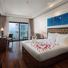 Отель LEGENDSEA Нячанг комната для гостей