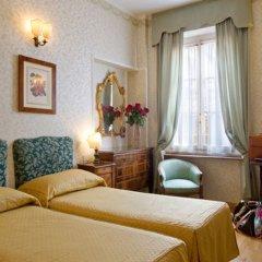 Отель Hermitage Hotel Италия, Флоренция - 1 отзыв об отеле, цены и фото номеров - забронировать отель Hermitage Hotel онлайн комната для гостей фото 5
