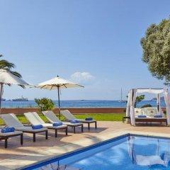 Отель THB Los Molinos - Только для взрослых бассейн фото 2