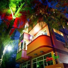 Отель Elite Beach Inn Мальдивы, Северный атолл Мале - отзывы, цены и фото номеров - забронировать отель Elite Beach Inn онлайн гостиничный бар
