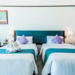 Andaman Beach Suites Hotel 4* Улучшенный люкс разные типы кроватей