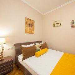 Гостиница ПолиАрт Стандартный номер с двуспальной кроватью фото 7