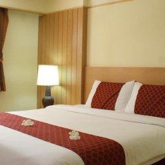 Palm Garden Hotel Паттайя комната для гостей фото 8