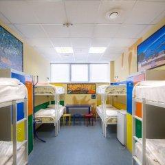 Хостел Аква Кровать в общем номере фото 7