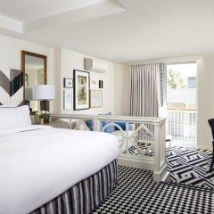 Отель Chamberlain West Hollywood комната для гостей фото 2
