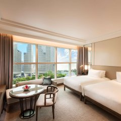 Отель Conrad Centennial Singapore Сингапур, Сингапур - 1 отзыв об отеле, цены и фото номеров - забронировать отель Conrad Centennial Singapore онлайн комната для гостей