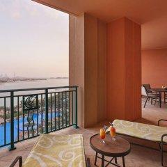 Отель Atlantis The Palm 5* Люкс Terrace club с различными типами кроватей фото 2
