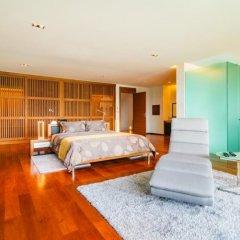 Отель Elemental 5FL Infinity Pool Seafront Villas Пхукет комната для гостей фото 4