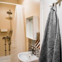 Хостел Остановись Кровать в общем номере с двухъярусной кроватью фото 10