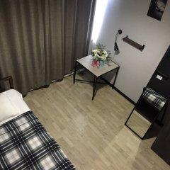 Хостел Телеграфъ Номер с общей ванной комнатой с различными типами кроватей (общая ванная комната)