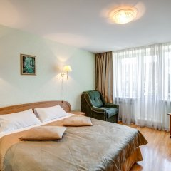 Гостиница Орбита Стандартный номер с двуспальной кроватью фото 6